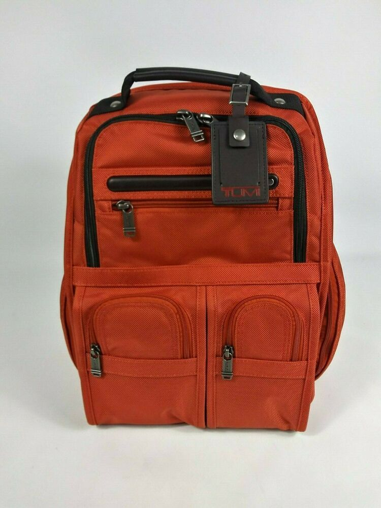 Tumi Alpha 2 Compact Laptop Brief Pack