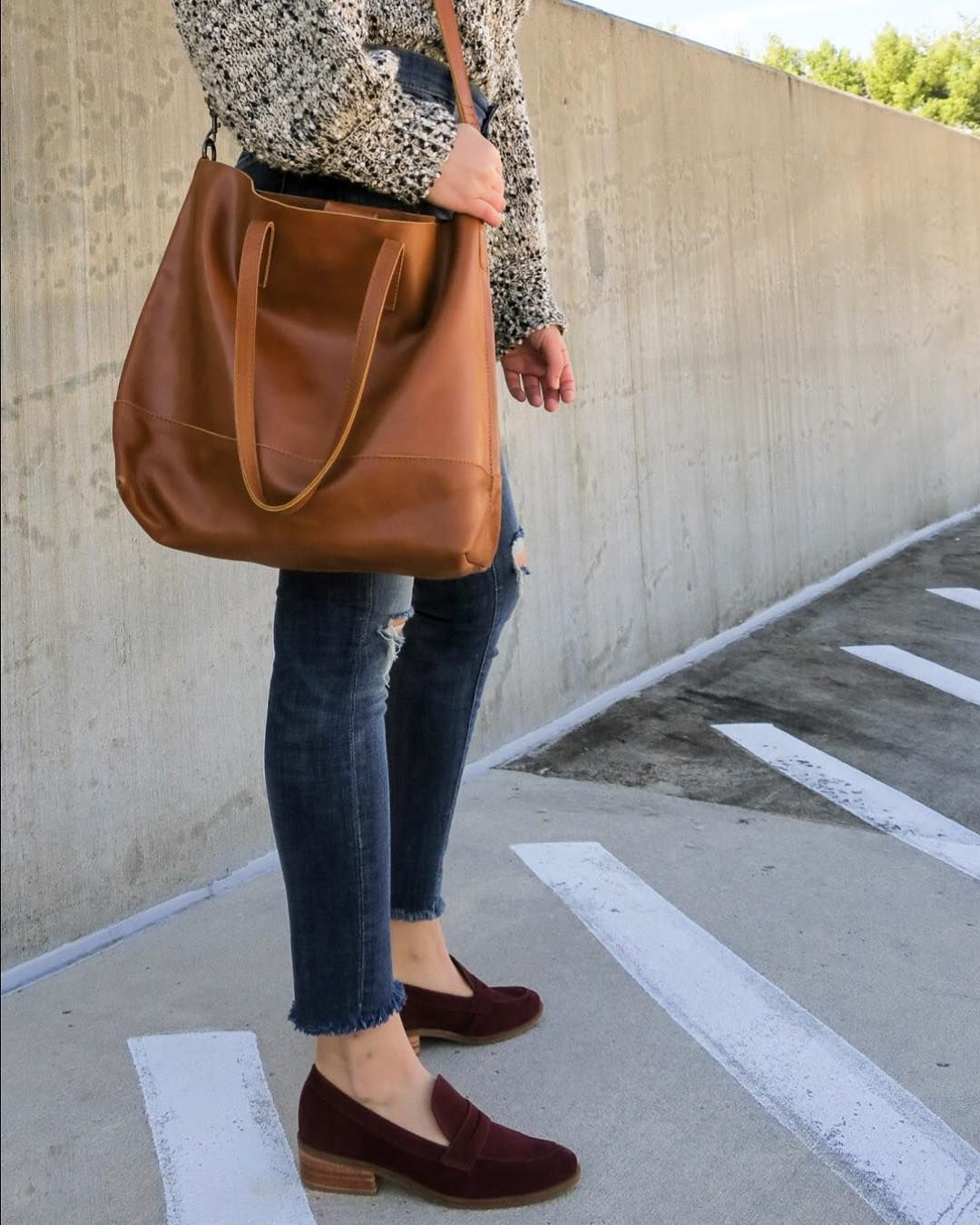 991f05a3b227 4 DAYS, 4 ABLE FAVES: The Abera Crossbody Tote is one of our best ...