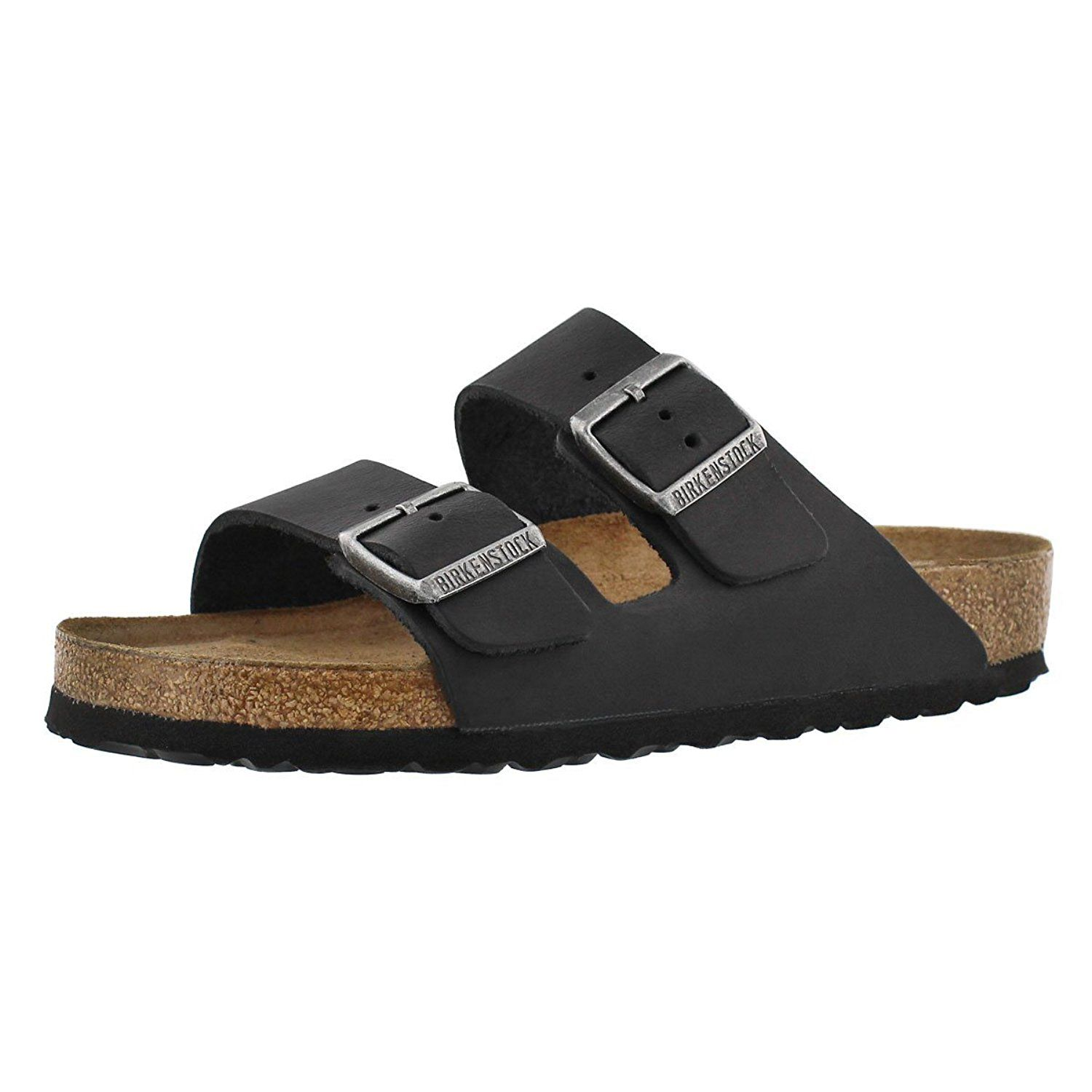 Birkenstock Women S Arizona 2 Strap Soft Cork Footbed Sandal You Can Get More Details Here Birkenstock Sandal Cork Footbed Sandals Footbed Sandals Sandals