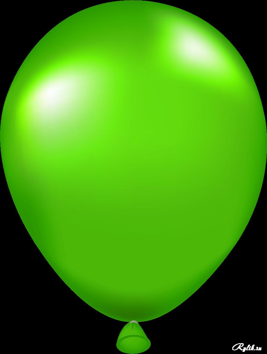 Картинка шарика для детей на прозрачном фоне