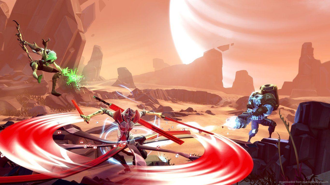 free battleborn game hd wallpaper because thedesktop background