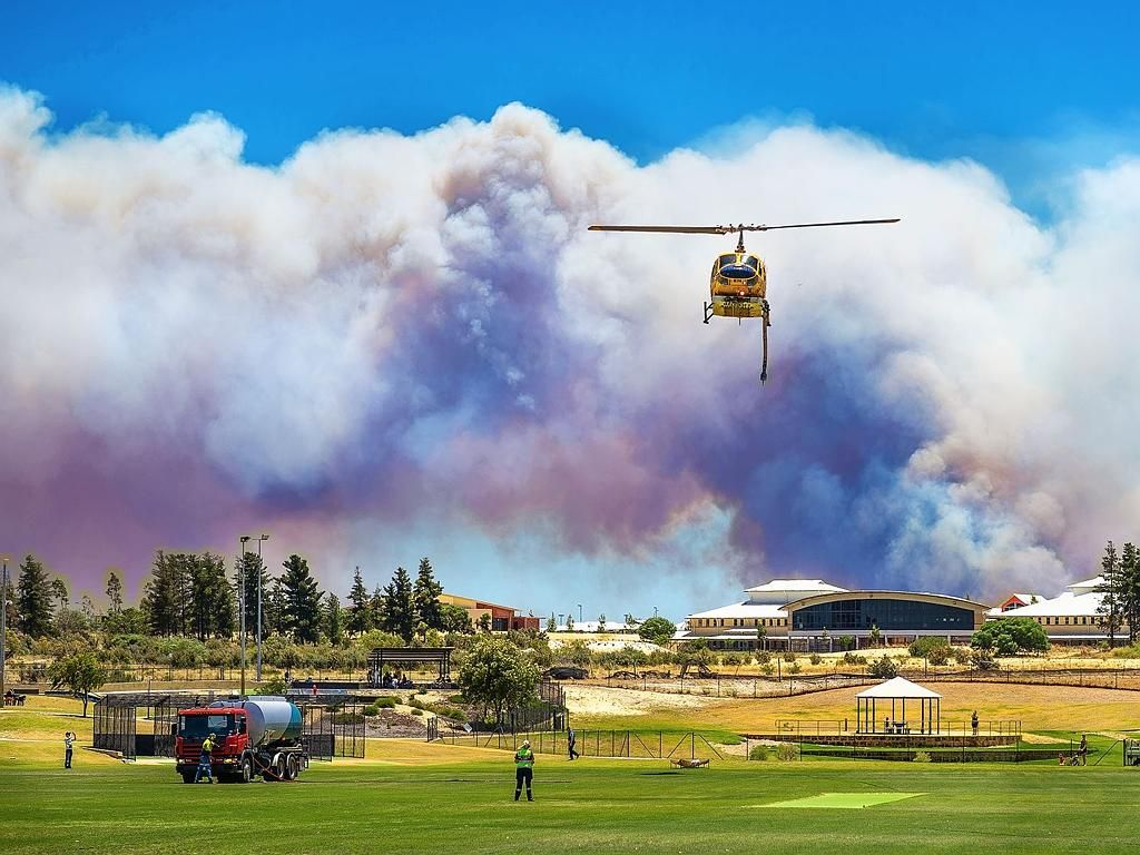 WA fires: Bullsbrook in City of Swan under threat | Perth Now