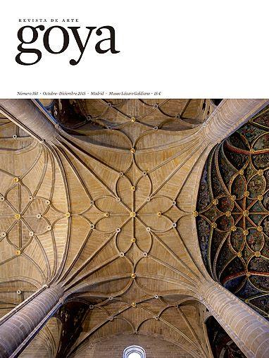 GOYA : revista de arte, nº 353 (octubre-diciembre 2015)