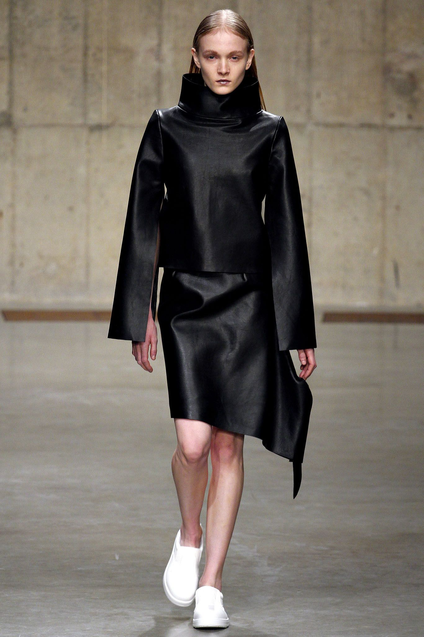 J.W.Anderson Fall 2013 Ready-to-Wear Fashion Show - Maja Salamon
