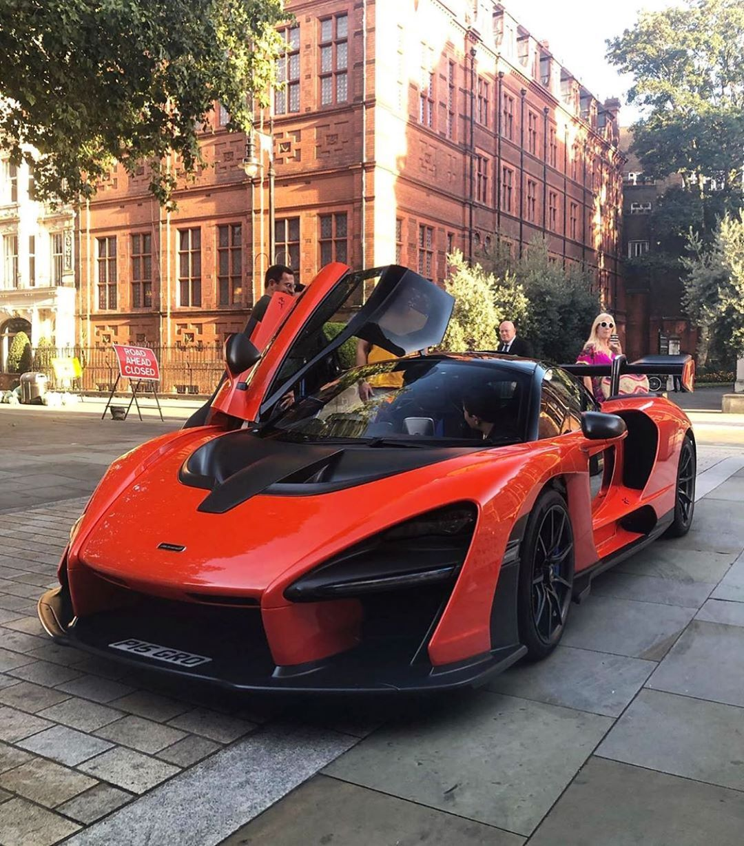 Senna Spotted In London Uk In 2020 Upcoming Cars Sports Cars Luxury Super Cars