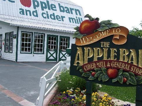 the apple barn in sevierville tennessee includes a 87902