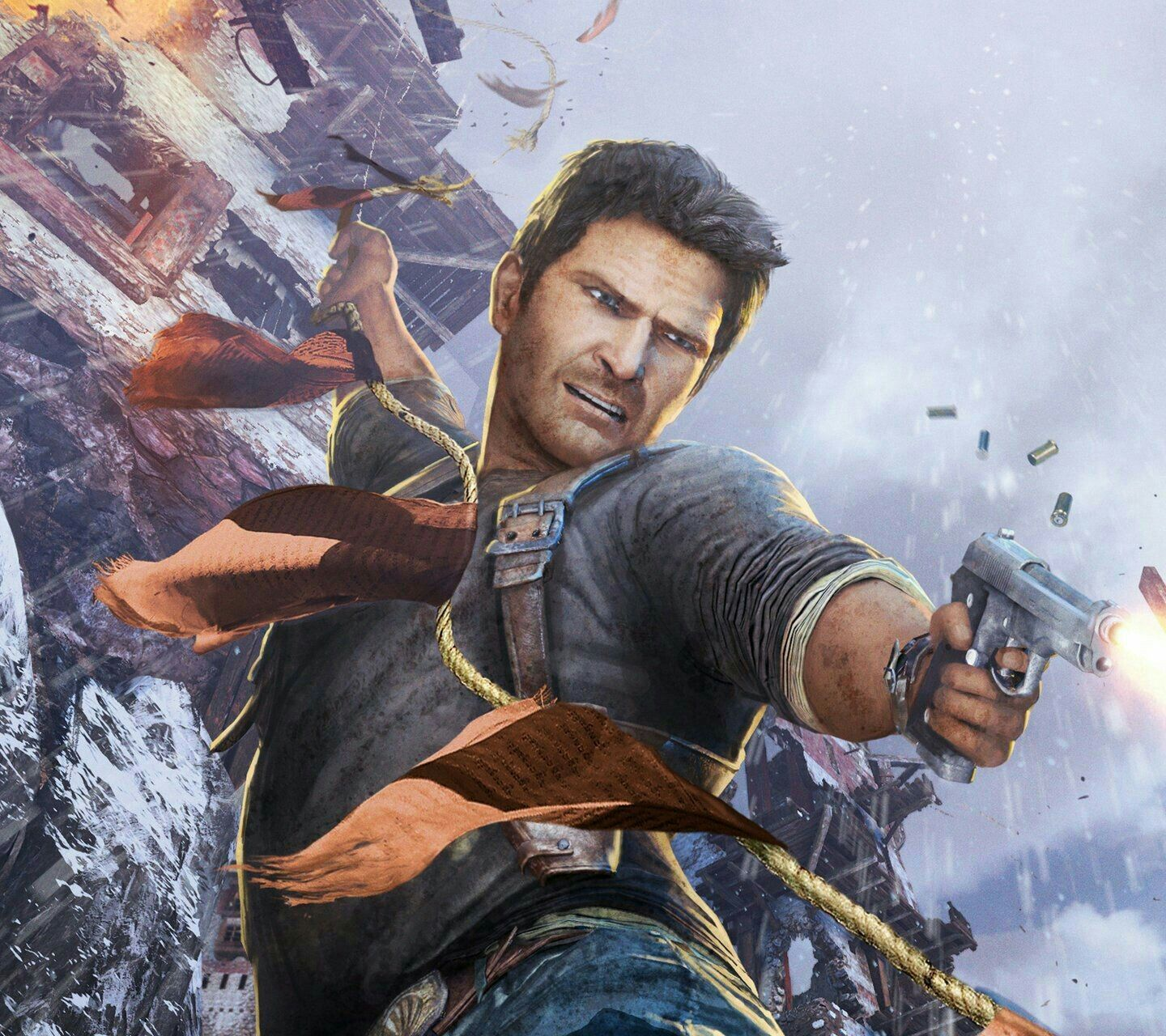 Uncharted 4 (With images) Video games for kids, Cartoon