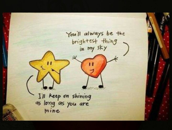 You Make My Days A Lot Brighter Cute Love Quotes Cute Drawings Of Love Love Quotes Tumblr
