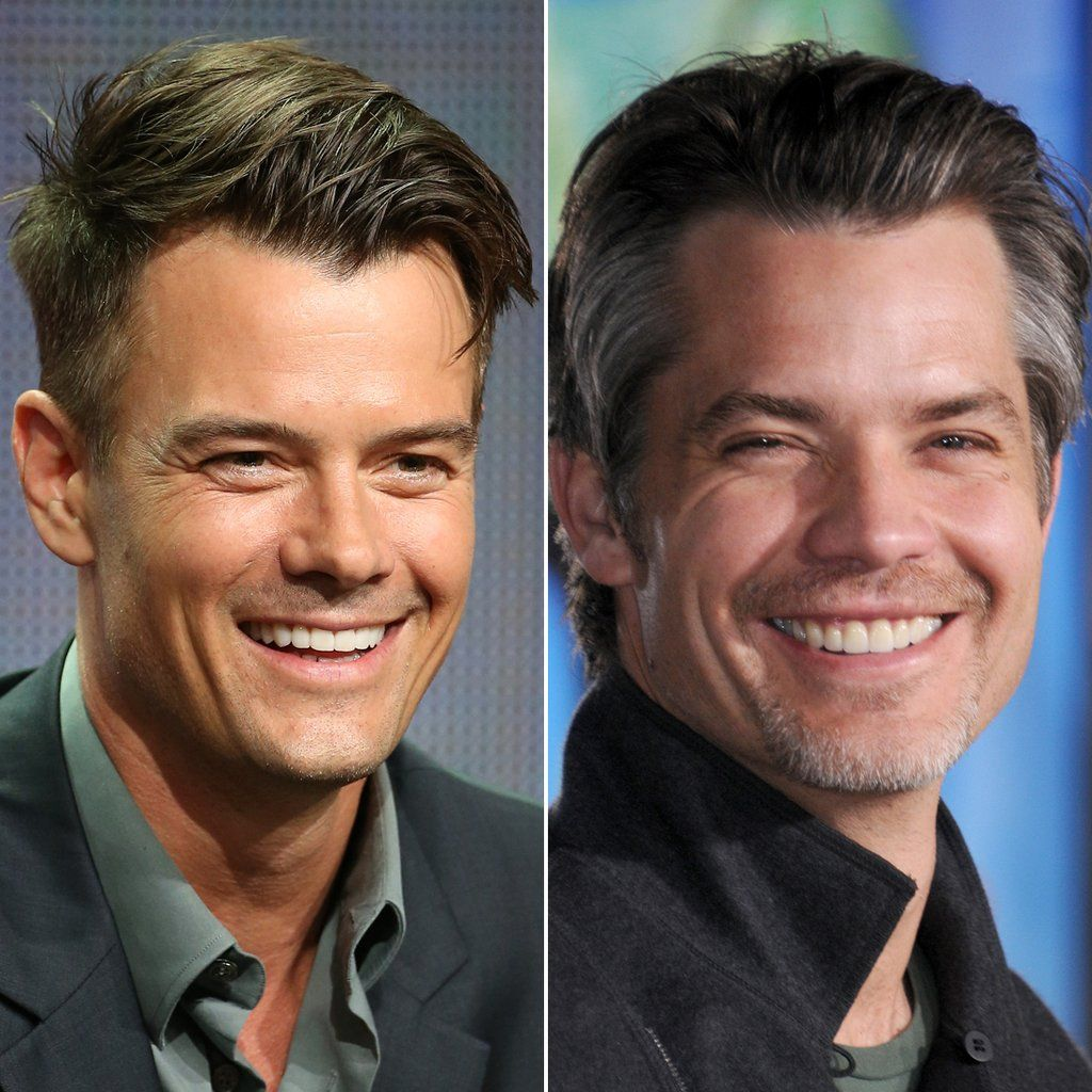 Josh Duhamel And Timothy Olyphant Outfits And Style Pinterest