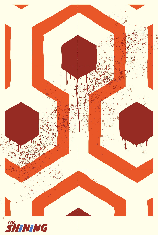 The Shining 1980 2025x3000 Horror Movie Art The Shining