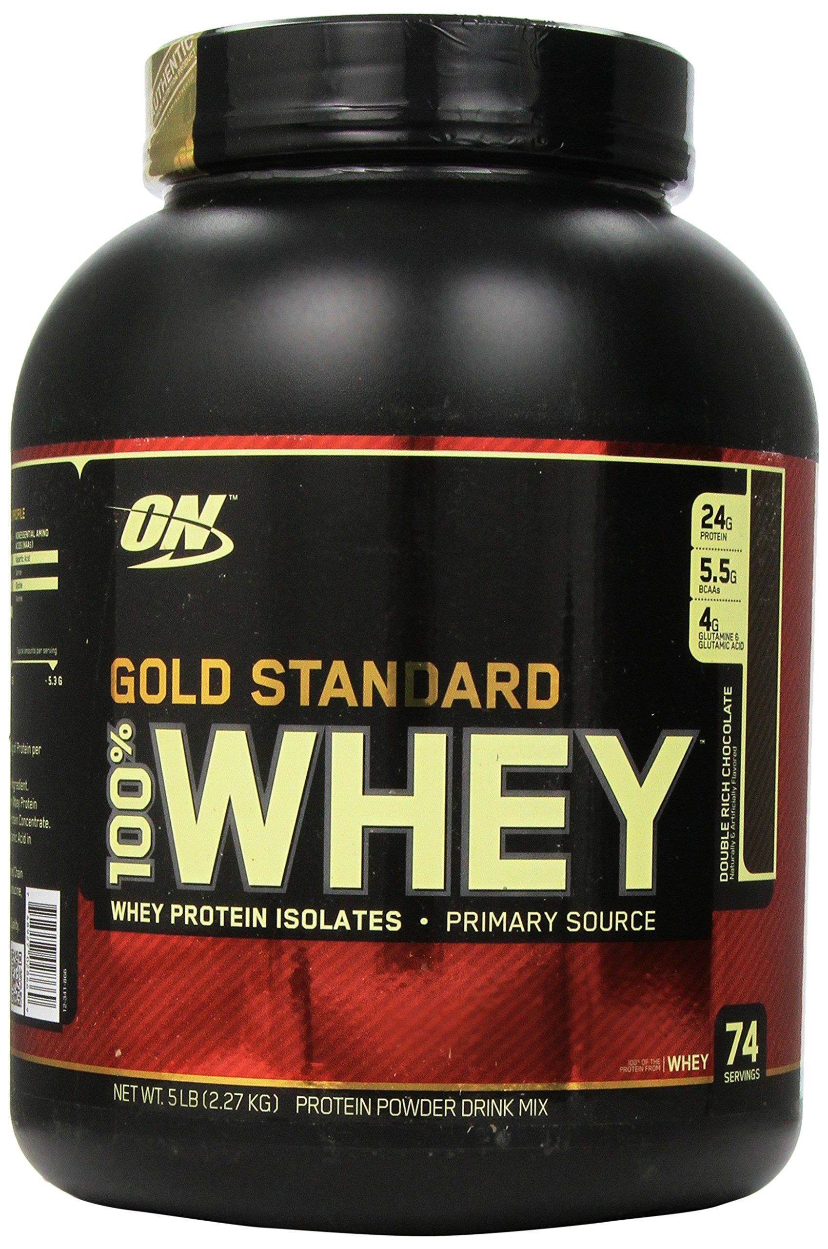 373e8d03a Optimum Nutrition 100% Whey Gold Standard