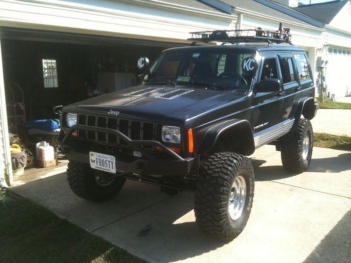 Jeep Cherokee XJ Mighty Machines Jeep cherokee, Jeep