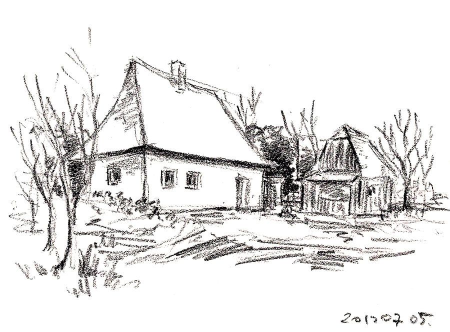 Sketches Of Cottages