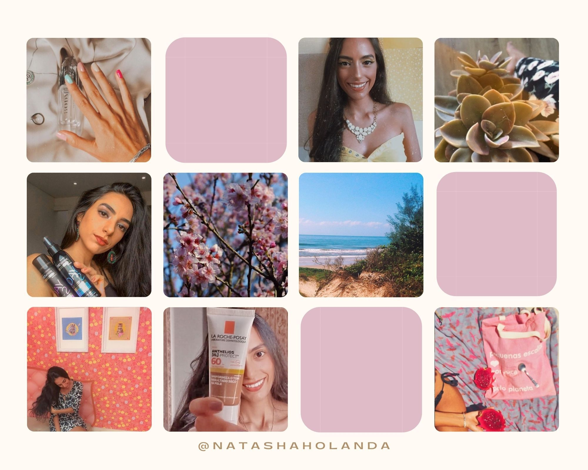 Editora - Natasha Holanda - Sobre mim