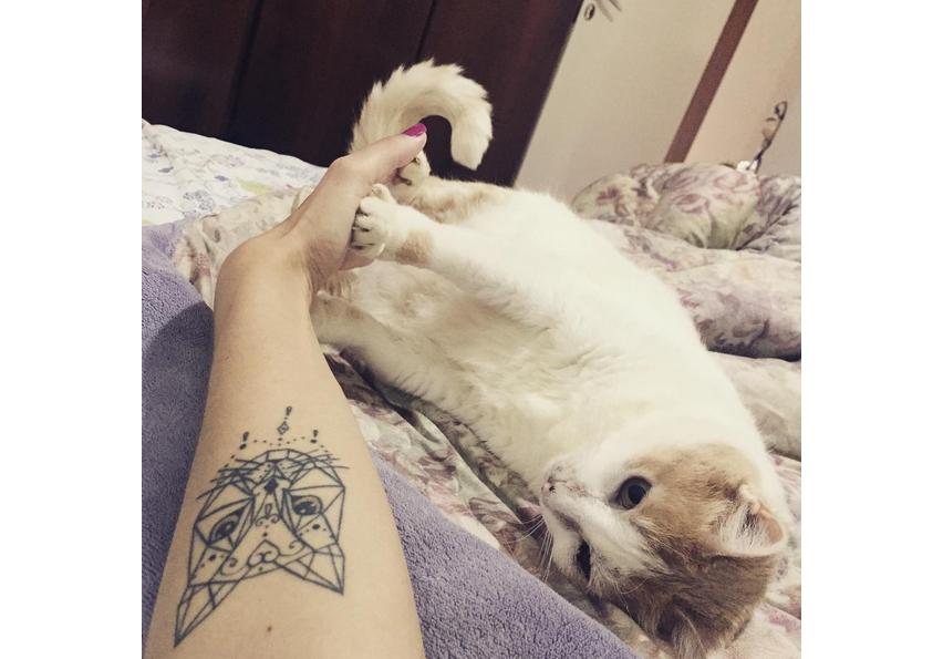 60 tatouages pour les amoureux des chats | tatouage | pinterest