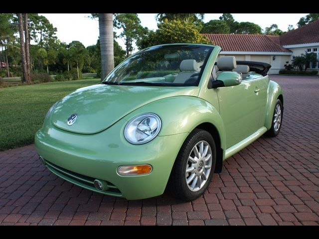 My Dream Car A Lime Green Convertible Slug Bug