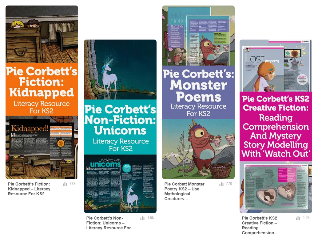 9 Of The Best Free Model Texts For Ks2 English Lessons