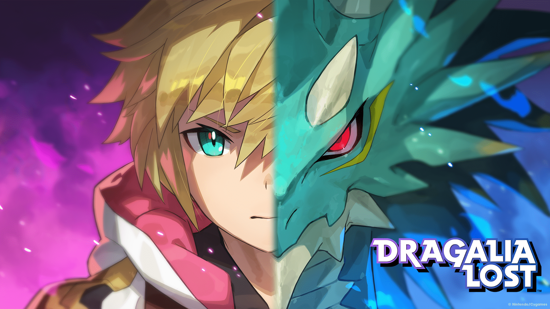 Dragalia Lost trails behind Mobile game, Anime, Game assets