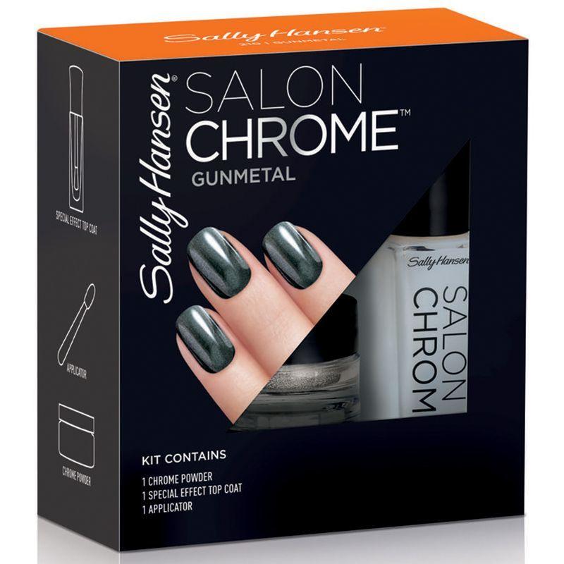 At-Home Chrome - HarpersBAZAAR.com   Nails!...OPI,China Glaze, Essie ...