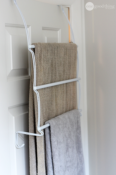 towel rack for bathroom door ideal over