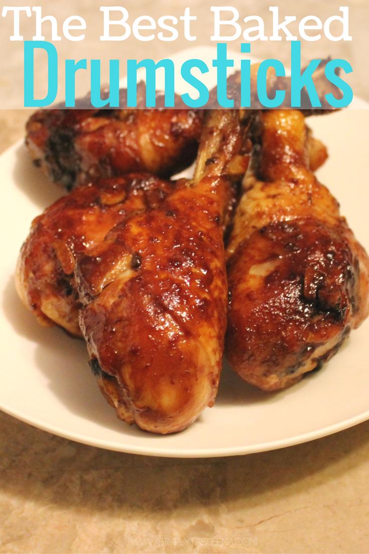 The Best Baked Chicken Legs (ever)  Simply Tasheena Easy Chicken Leg  Recipes