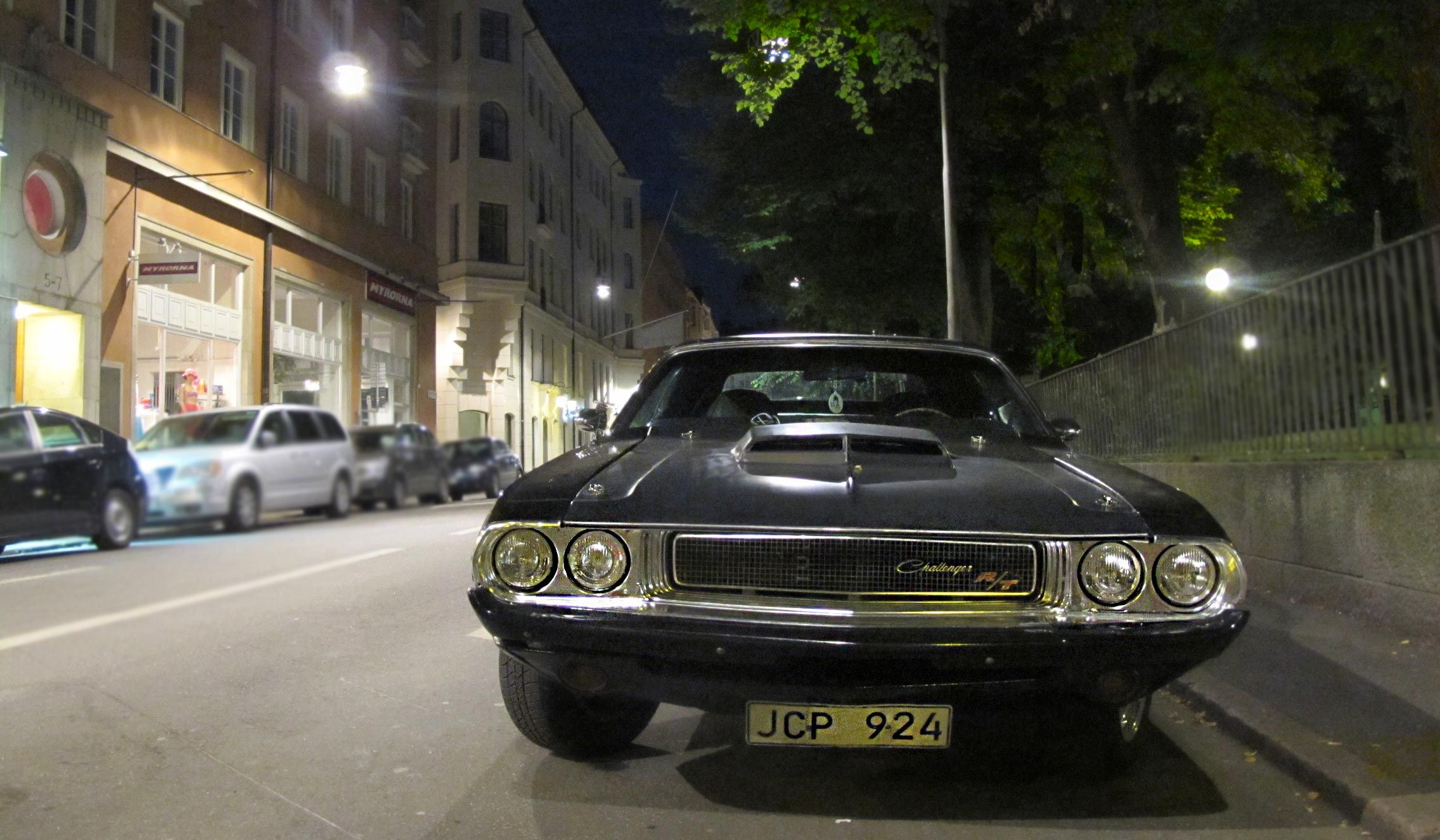 A fascinating American Muscle car. Just waiting to be used. At the ...