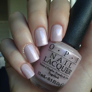 OPI New Orleans Collection - NAILS BY CHARTS