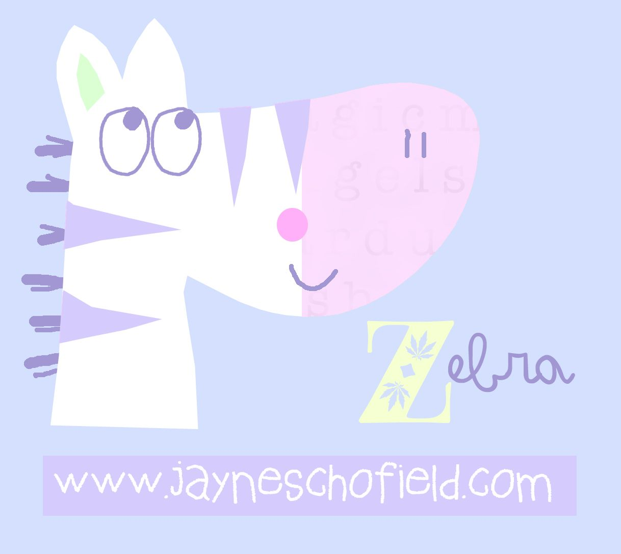 Zebra by @jayne evangelista Schofield Jayne Schofield