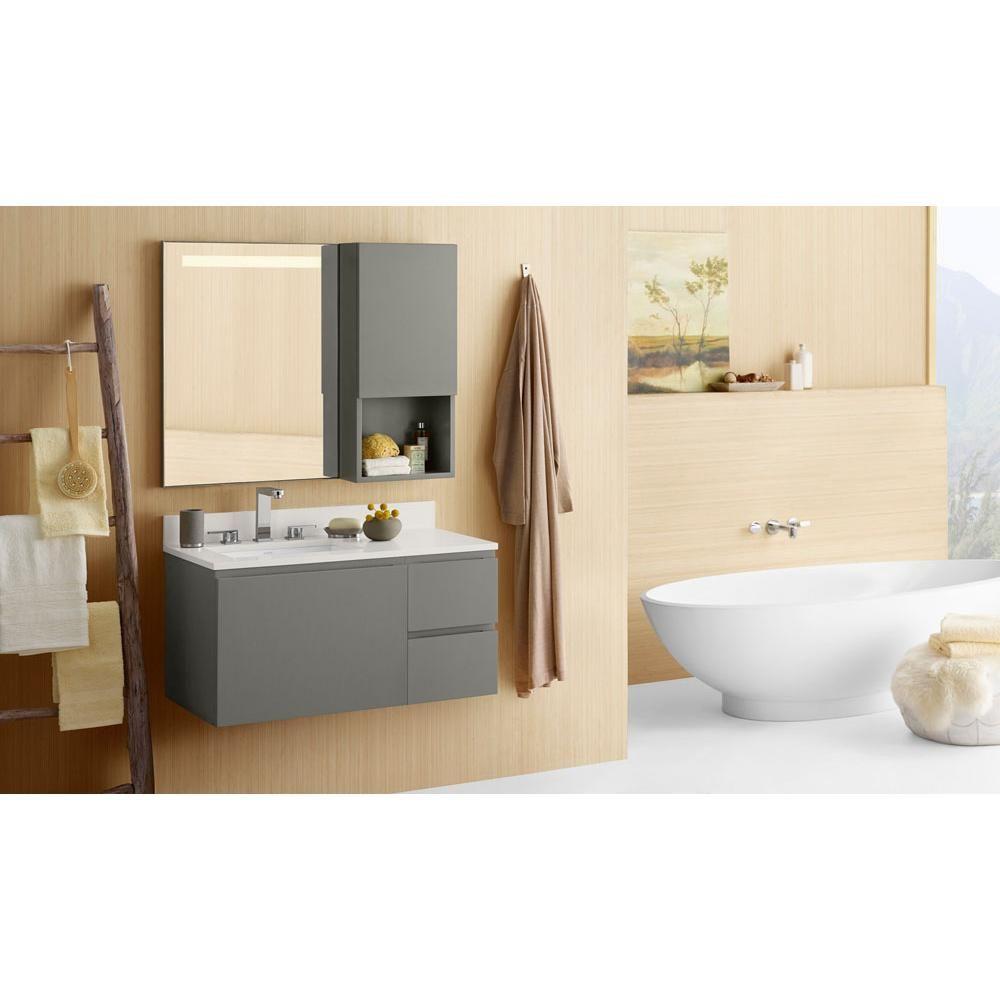 ronbow bathroom sinks. Monique\u0027s Bath Showroom - Ronbow Ariella Wall Mount Bathroom Vanity Base Cabinet In Glossy White Sinks