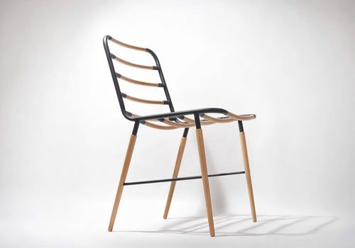 Geek Chair, Wang and Wang Wire Lounger by Munkii