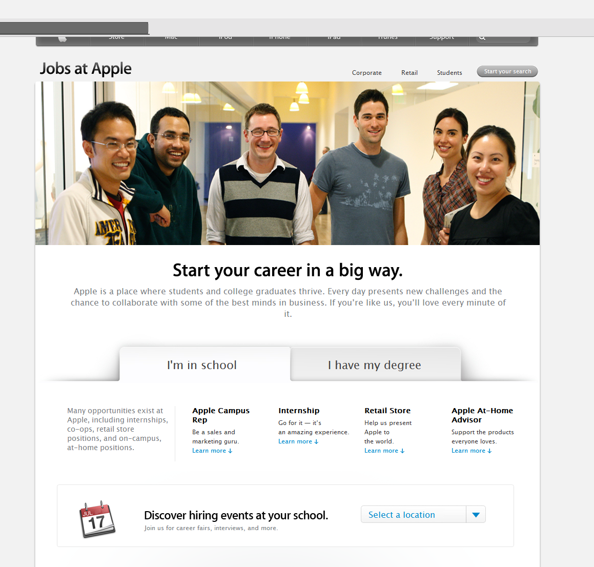 Apple At Home Advisor Work At Home Program Job For College