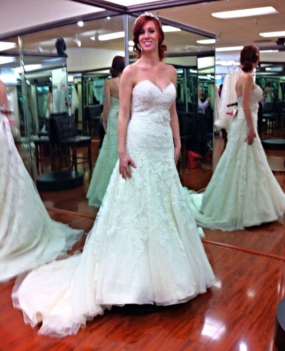 Essence of Australia Aline wedding gown spring 2015 | My Wedding ...