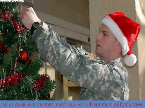 bring him home christmas song