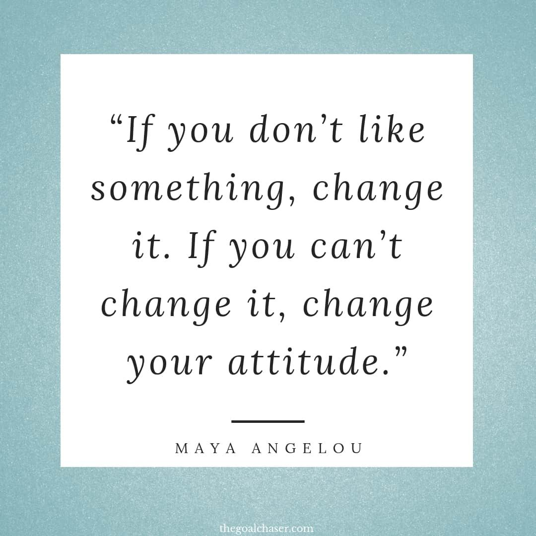 50+ Positive Attitude Quotes To Highlight The Power Of Attitude