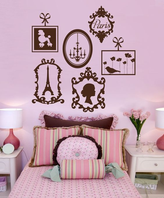 Do it yourself wall decal projects for diy lovers wall decals do it yourself wall decal projects for diy lovers worth trying diy projects solutioingenieria Images