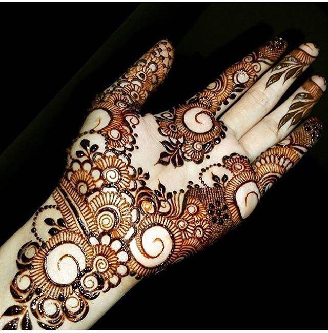 Hand Mehndi Designs Pdf