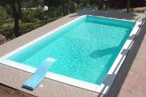 Kit piscina interrata CLASSICA Europa in casseri Isoblok
