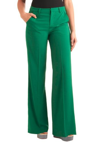 Grasshoppers on the Green Pants  Cute, 70's style pants in a great green color.