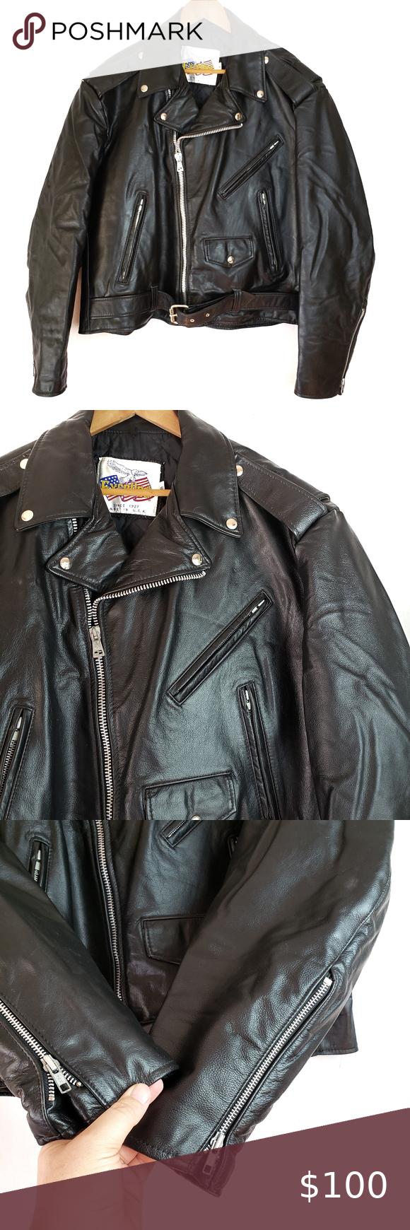 Vintage 90s Moto Leather Excelled Jacket Black Leather Motorcycle Jacket Vintage Suede Jacket Vintage Leather Jacket [ 1740 x 580 Pixel ]