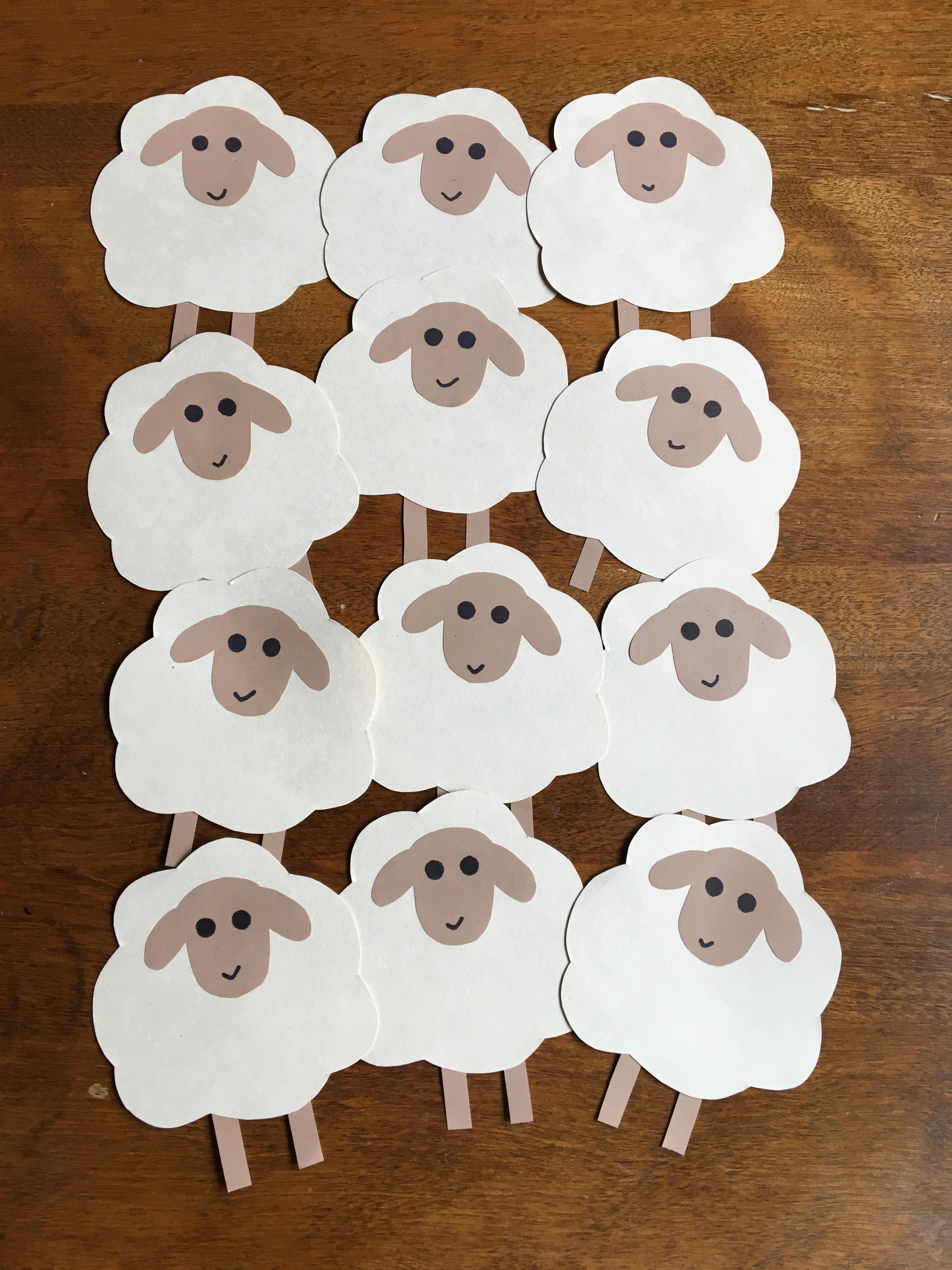 Sheep Lambs March Spring Door Decs Door Decs Door Decs College Ra Door Decs [ 4032 x 3024 Pixel ]