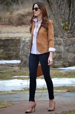 138a67cd3a2 Me encanta lo sencillo de este look y lo elegante que te hace lucir ...