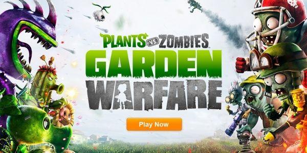 Faceoff Plants Vs Zombies Garden Warfare On Ps4 Plants Vs