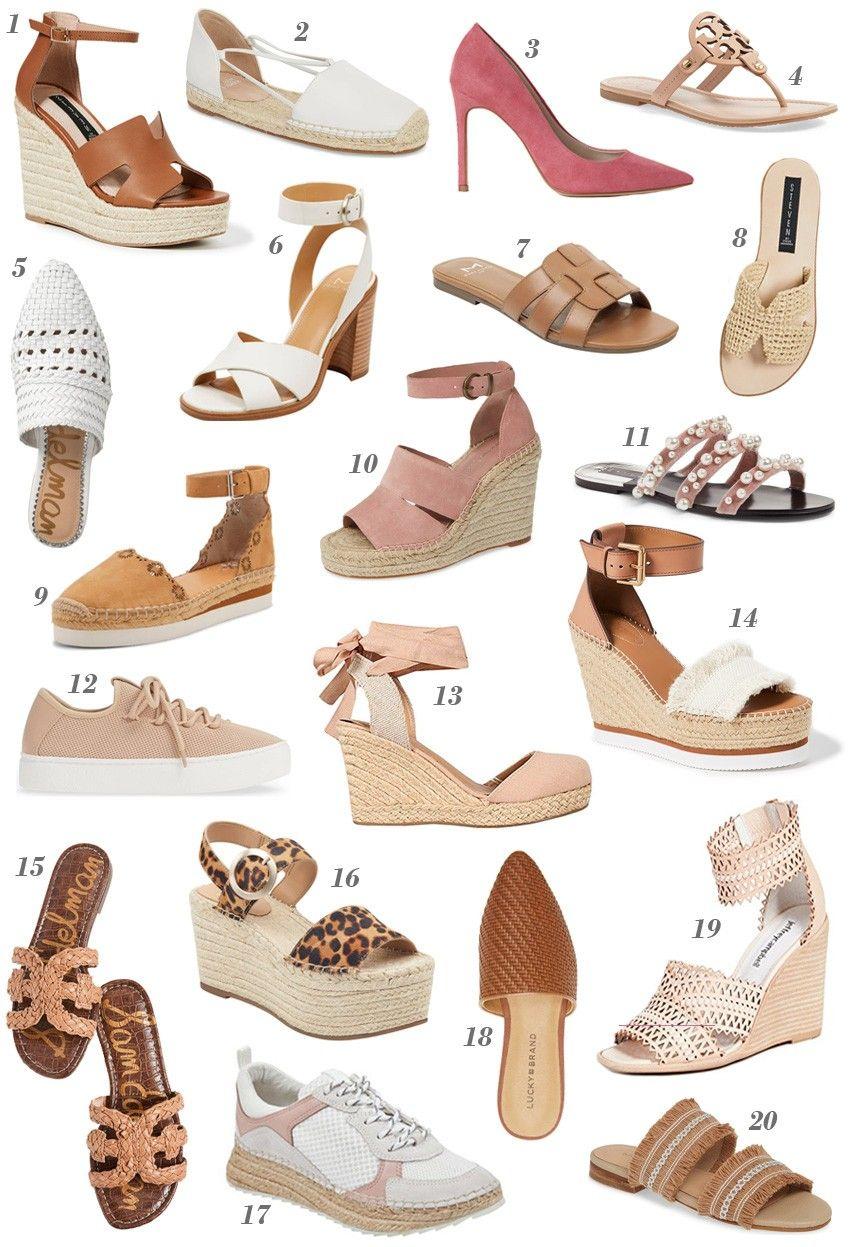 Cute Spring Shoes + Best Weekend Sales
