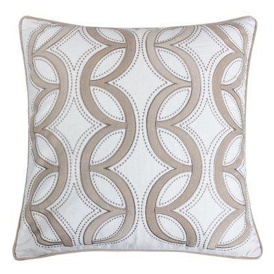 Ebern Designs Pedroza Woven Cotton Throw Pillow In 2021 Throw Pillows Cotton Throw Pillow Pillows