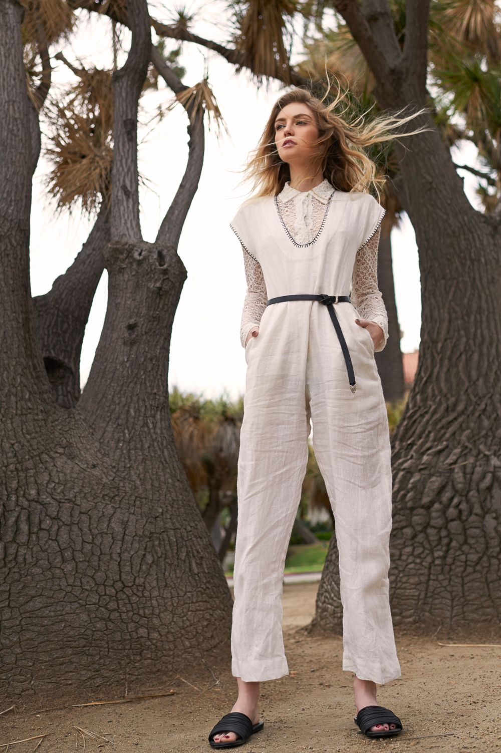 foto Chanel gray wilhelmina models