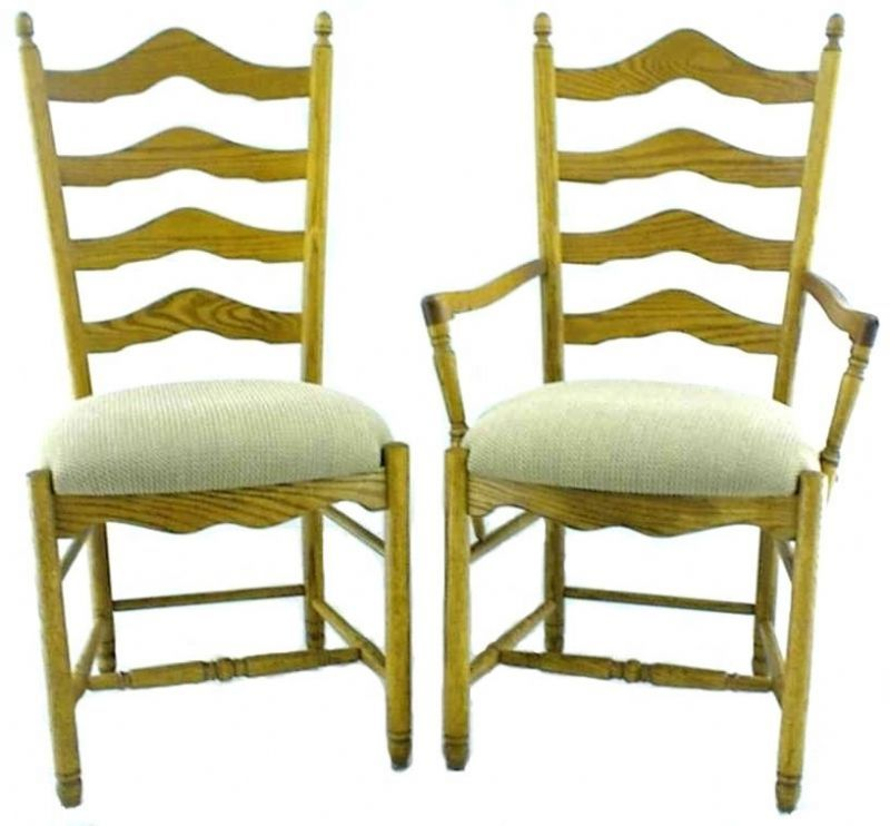 Amish French Country Dining Chair
