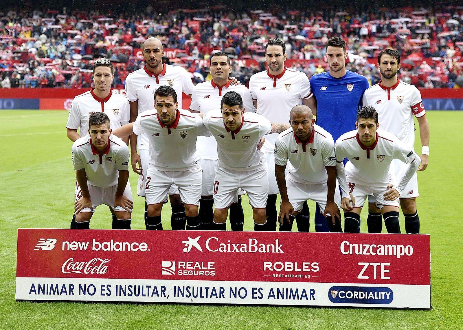 Sevilla F C Desde La Temporada 1908 09 A La Temporada 2016 17 Equipo De Futbol Atletico De Madrid Club Atletico De Madrid