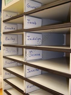 Mailbox Labels Google Search Classroom Organization Student Organization Classroom Hacks
