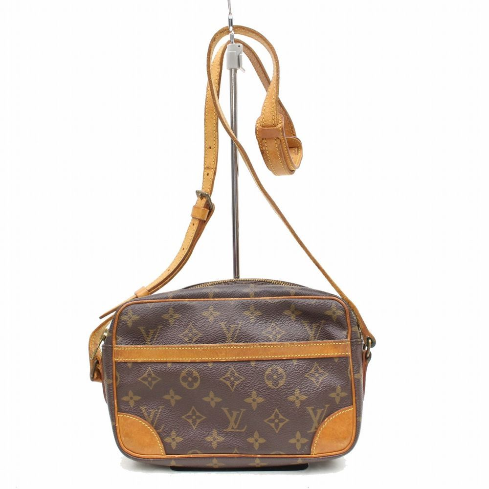 e7676fd031cc Authentic Louis Vuitton Shoulder Bag Trocadero 23 M51276 Browns Monogram  317583  fashion  clothing  shoes  accessories  womensbagshandbags (ebay  link)