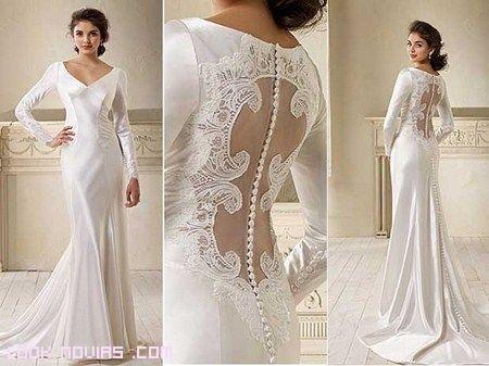 413b987b5 vestido novia de Bella en Amanecer